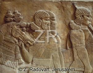 1022-10 Assyrian army