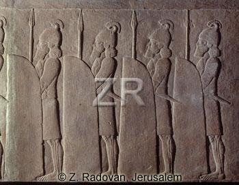 1022-3 Assyrian army