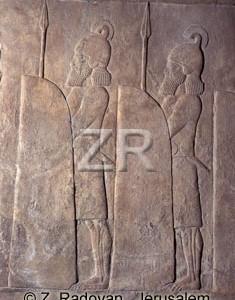 1022-5 Assyrian army