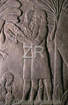 1023-5 Assyrian scribes