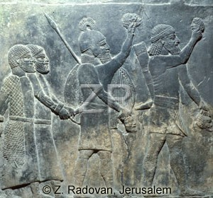 1030-2 Assyrian victory