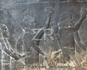 1030-4 Assyrian victory