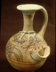 104-3 philistine beer jug
