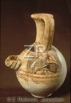 104-4 philistine beer jug