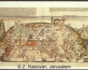 1061 Destruction of Jerusal