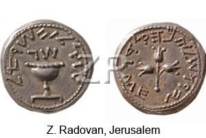 113-5 Jewish war Shekels