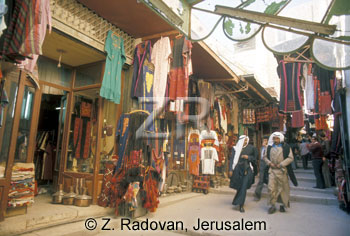 1130-4 Jerusalem bazar