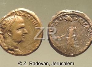 115 Agrippa I.-coins