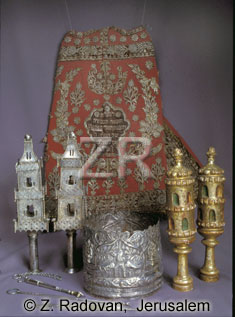 1182 Torah decoration
