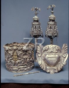 1183.-Torah decorations