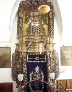 1237-1 HaAri synagogue Ark