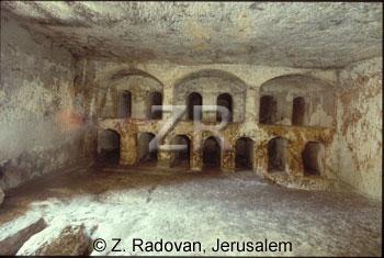 1259 Sanhedrin tombs