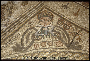 1263-1 BethAlpha mozaic