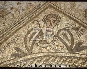 1263-2 BethAlpha mozaic