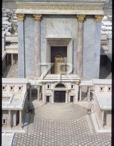 129-4 Herod's Temple-(mode