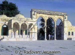 1310-4 Mamluk colonade
