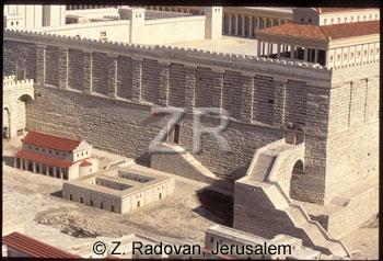 1325-3 Temple Stairway