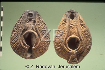 1328-6 Arabic per.-oil lamp