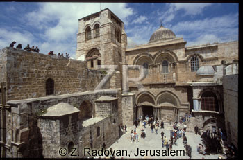 140-6 The Holy Sepulcher
