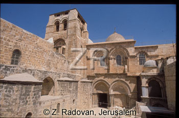 140-8 The Holy Sepulcher