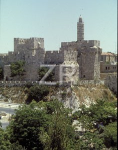 1402-5The Jerusalem Citadel