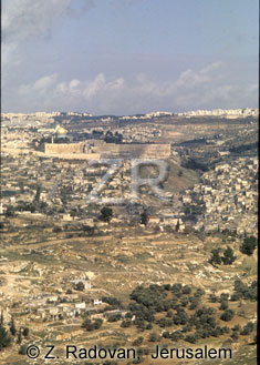 1409-1 Jerusalem from sout