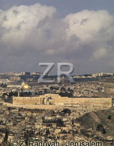 1409-3 Jerusalem from sout