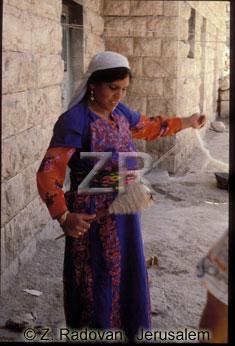1438-1 Spinning yarn