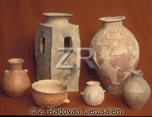 1479-1 cnaanite pottery