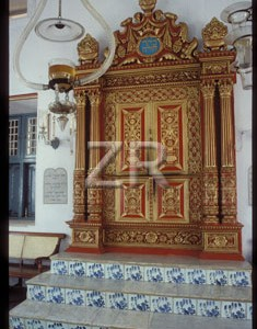 1506 Cochin synagogue