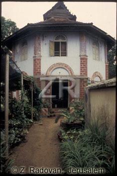 1509-2 Cochin synagogue