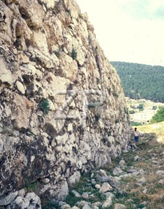 1519-1 Tel Balata wall