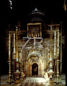 154-3 The Tomb of Christ