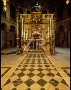 154-4 The Tomb of Christ