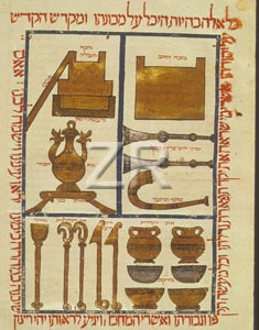 1554-2 Temple artifacts