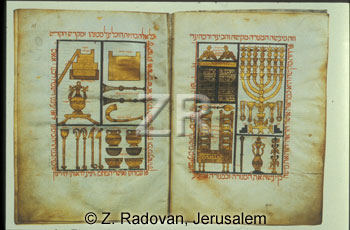 1554-3 Temple artifacts