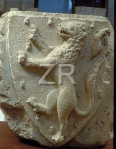 1656 Crusader emblem