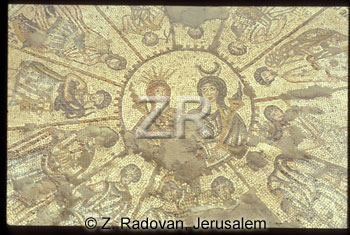 1672-3 BethShean mosaic