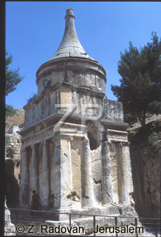 168-5 Absalom's tomb