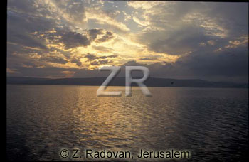 1722-3 Sea of Galilee