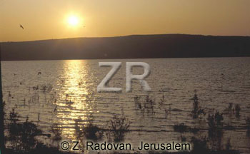 1722-7 Sea of Galilee