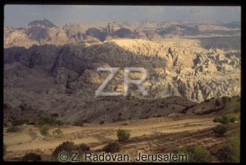 1804-4 Edom mountains