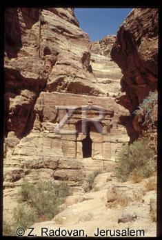 1808-1 Petra Nabatean tombs
