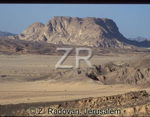 1895-2 Sinai wilderness