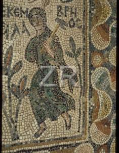1936-1 BethShean mosaic