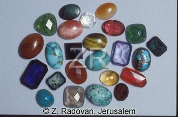 2006 Precious stones