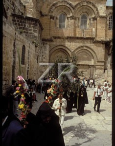 2089-1 Easter procession