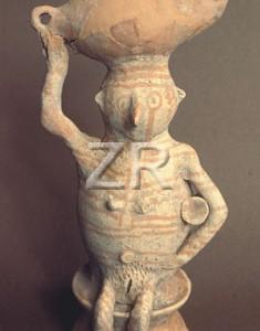 211-3 Woman with a-churn