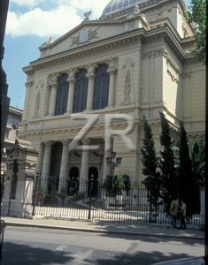 2157 Roma synagogue