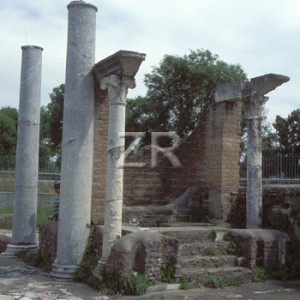 2160-2 Ostia synagogue